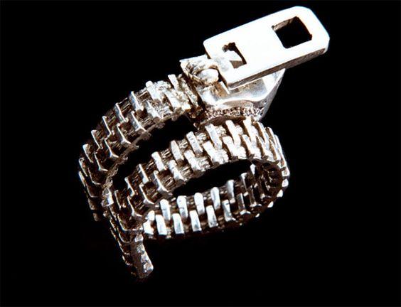 Zipper Inspired Trend