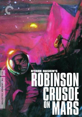5/18/14 7:34p Paramount Pictures ''Robinson Crusoe on Mars'' Paul Mantee Victor Lundin Adam West The Woolly Monkey Director Byron Haskin Released: 6/01/1964 Poster