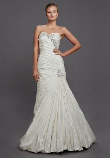 for Kleinfeld wedding dress designers