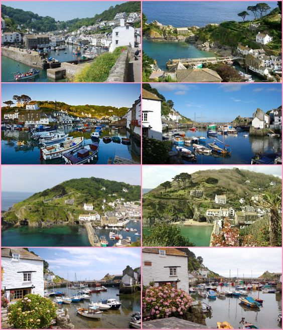 More images of Polperro Cornwall