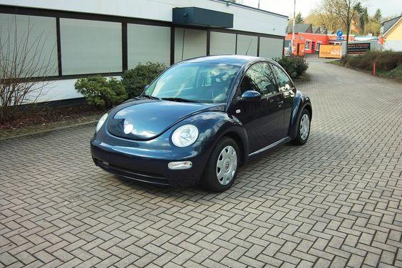 VW Beetle 1.6L Bj 2001 in Auto & Motorrad: Fahrzeuge, Automobile, Volkswagen | eBay