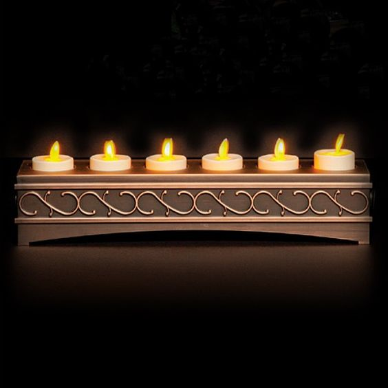 Luminara Candles The O Jays And Tea Lights On Pinterest