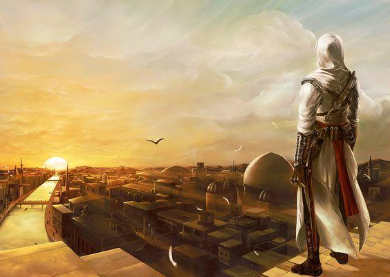 Assassin's Creed - Altair Ibn La-ahad: