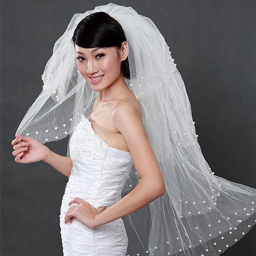 Quality bridal veil wedding dress veil handmade beaded , brief 030 veil ,Free shipping on AliExpress.com. 12% off $17.80
