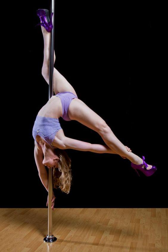 Stripper pole lessons ga