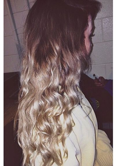 Such a lovely ombré.