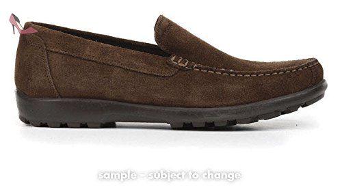 U Damon B, Mocassins (loafers) homme, Marron (C6004), 42 EUGeox