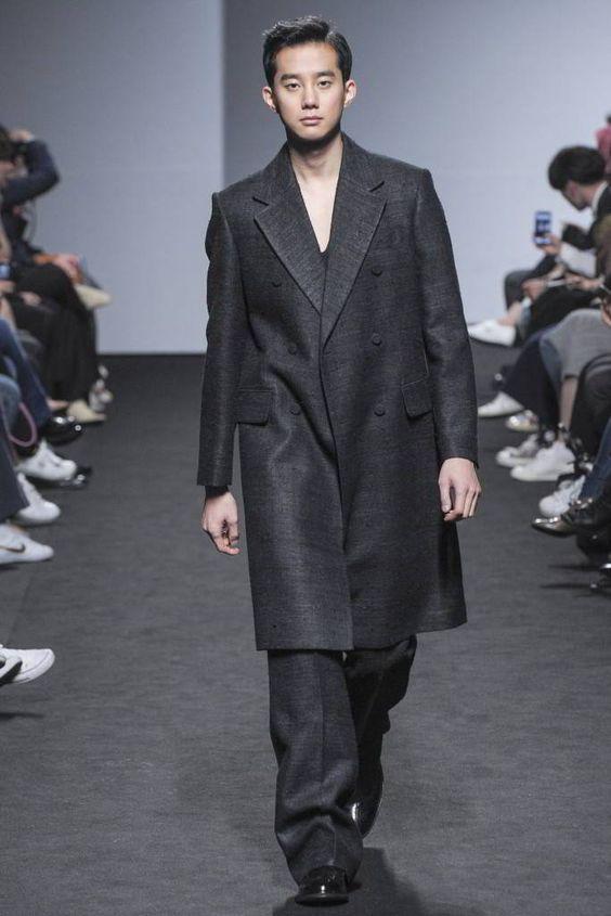 Kymseoryong Fall/Winter 2016/2017 - Seoul Fashion Week