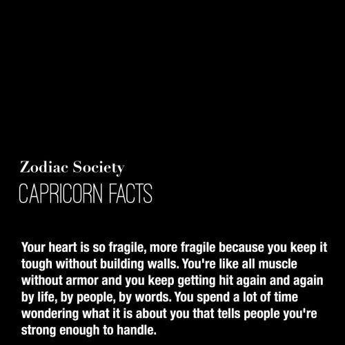 capricorn trait   Tumblr