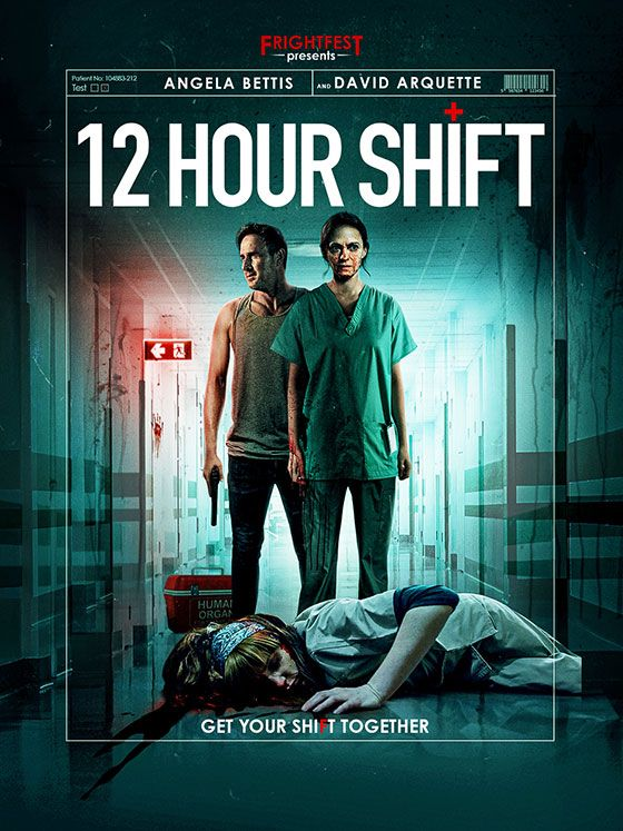 12 Hour Shift Vod Review In 2021 Crime Thriller 12 Hour Shifts Thriller