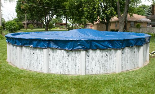 How To Winterize An Above Ground Pool With Picture Winterize Above Ground Pool Above Ground Pool In Ground Pools