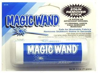 Magic Wand stain remover stick by Dritz. $4