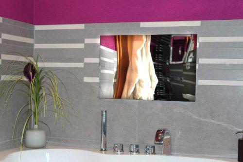 Splashvision Bigsplash Inbouw Tv 19 Inch Spiegel Spiegel Tv Badkamer Tv Badkamer
