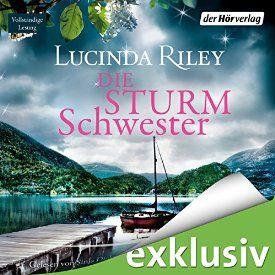 """Ich habe mir gerade """"Die Sturmschwester"""" von Lucinda Riley, gesprochen von Sinja Dieks, gekauft. #AudibleApp"""