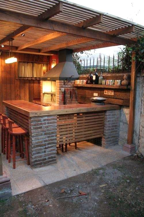 Outdoor Kitchen Areas Have Long Been Prominent In The Cozy Climate Of Australia As Well As The Fad Outdoor Kitchen Bars Outdoor Kitchen Outdoor Kitchen Design