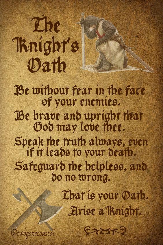 Kingdom:  In the #Kingdom ~ The Knight's Oath.