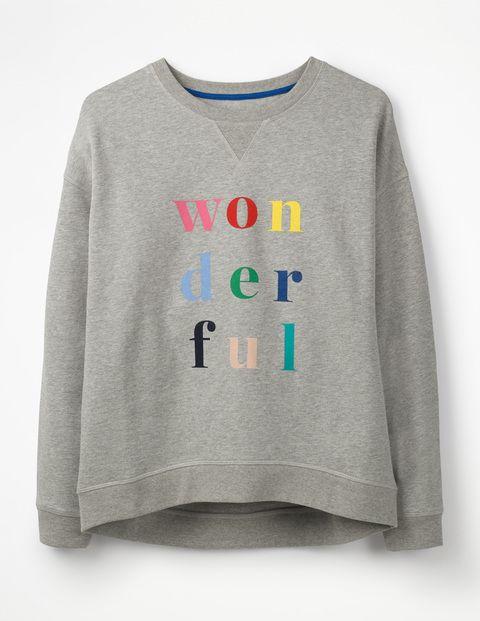Arabella Sweatshirt Sweatshirt Shirts T Shirt