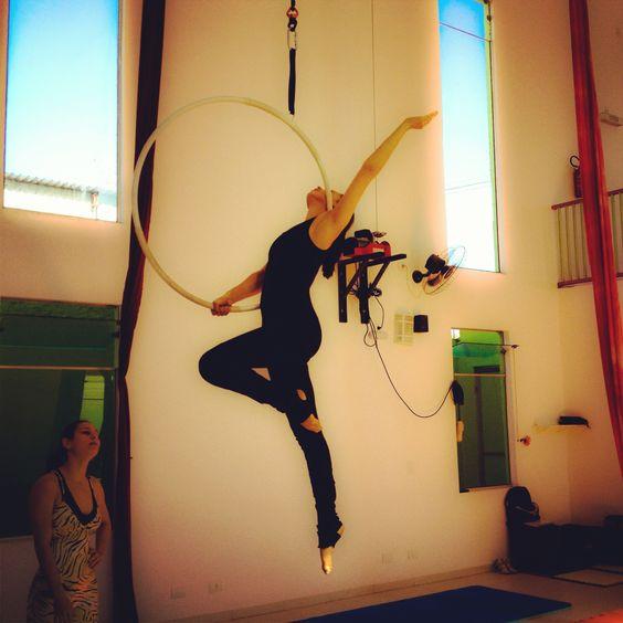 #aerialhoop #circo #aerialdance
