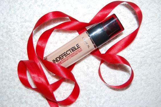 Indefectible 24H Makeup von L'Oréal im Test: NEU und Besser?