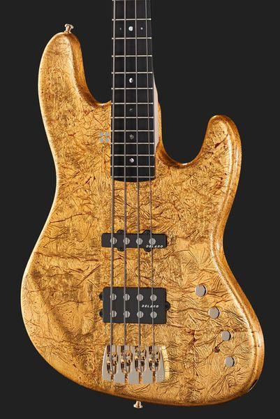 sandberg california tm4 gold plated bass guitars california and bass. Black Bedroom Furniture Sets. Home Design Ideas