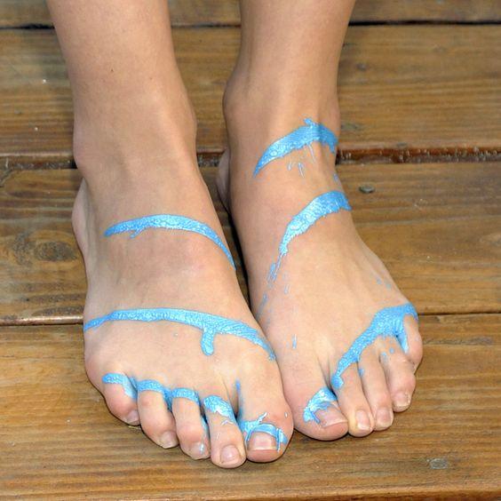 olivia dabo feet