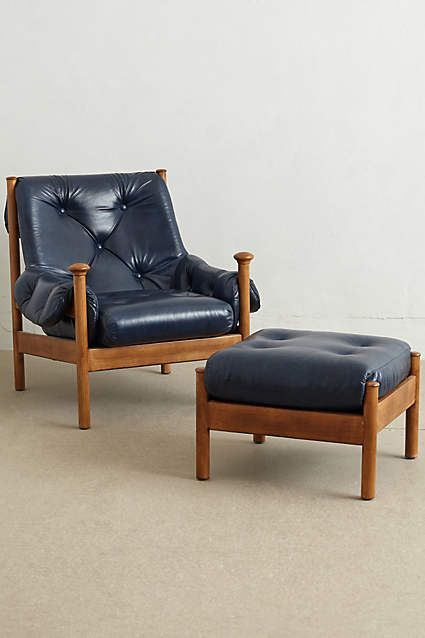 Alvorada Armchair - anthropologie.com