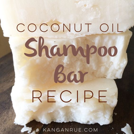 The best recipe for DIY shampoo I've found and a how to successfully use the no-poo method with hard water.