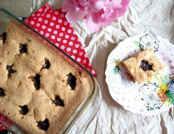 Brown Butter Rhubarb Bars | Food I Shouldn't Eat | Pinterest | Rhubarb ...
