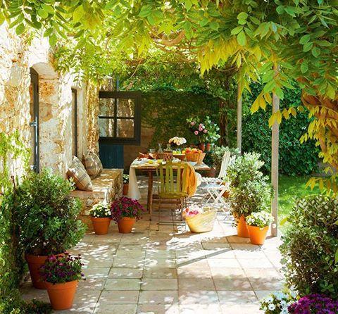 El Mueble Los 15 comedores de verano más frescos en los que disfrutar ¡y celebrar! ¿Cuál te gusta más? Todos, aquí: http://ow.ly/4Qy8301wabg