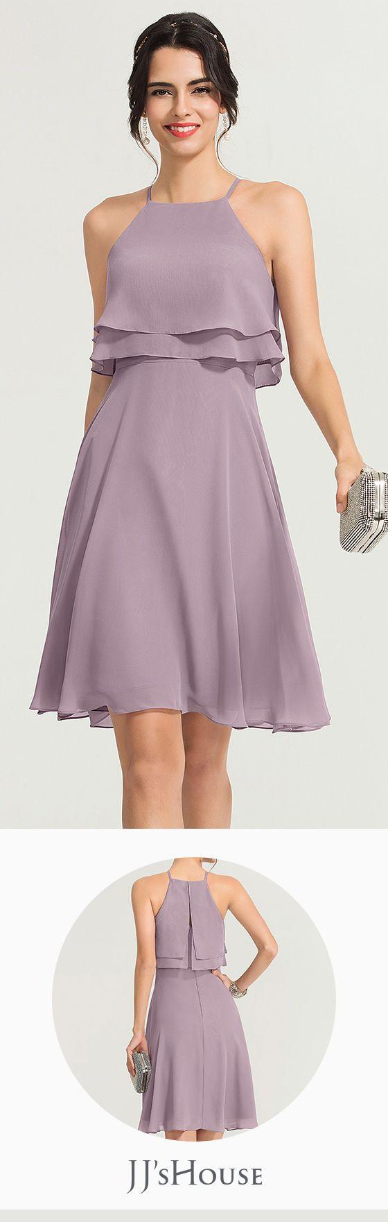 45+ Knee length chiffon dress ideas in 2021
