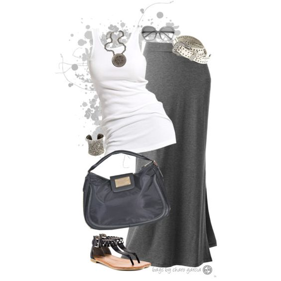 """""""go maxi"""" by CG on Polyvore"""
