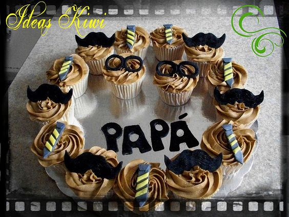 father's day cupcakes delivered