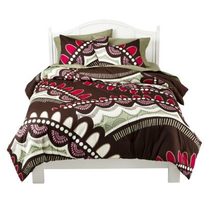 Boho Boutique Clover 3 Piece Comforter Set Target Online Clearance Home Decor