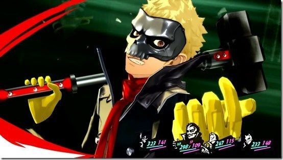 Persona 5 Royal Introduces Ryuji Sakamoto And His Third Tier