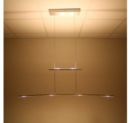 Bopp Leuchten Arco Twist LED-Pendelleuchte