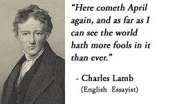 For more information about Charles Lamb: http://www.Dailyliteraryquote.com/dlq-literature-magazine/  Courtesy of http://www.DailyLiteraryQuote.com.  More quotes and social literary discussions at CulturalBook.com