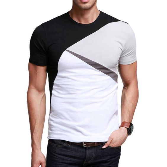 Image result for T-Shirts For Men: Men's T-Shirts For Easily Ensembles