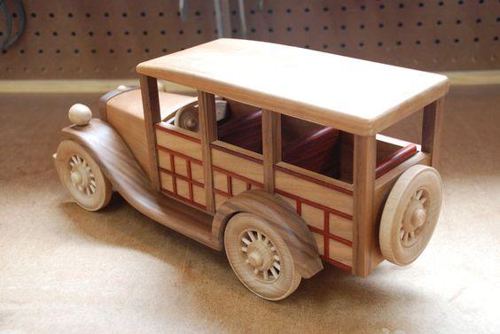 Woodie Wagon - by WoodScrap @ LumberJocks.com ~ woodworking community