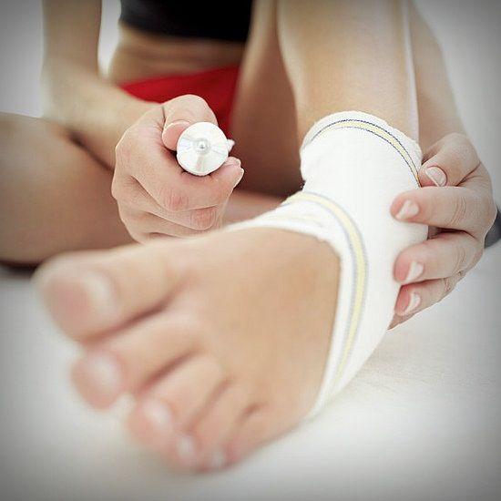 Dicas para evitar lesões durante o treino!