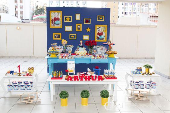 Festa Pequeno Príncipe :: Little Prince #pequenoprincipe #littleprince #petitprince Caked Eventos - Rio de Janeiro