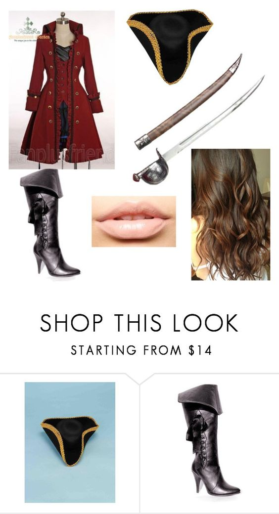 """""""Halloween costume ideas"""" by missannya ❤ liked on Polyvore featuring Newport News, Buy Seasons and MDMflow"""