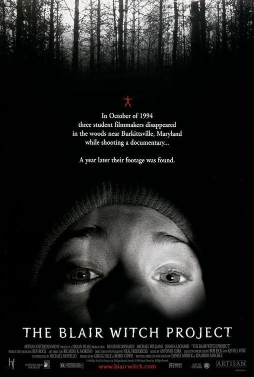 The Blair Witch Project (1999) Movie Review