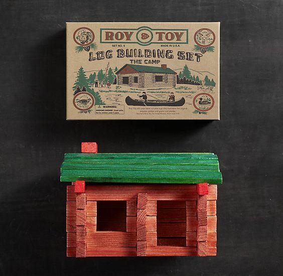 Building Log Toys 38