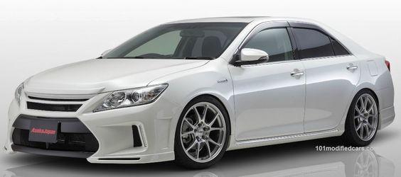 Modificado Toyota Camry 2013