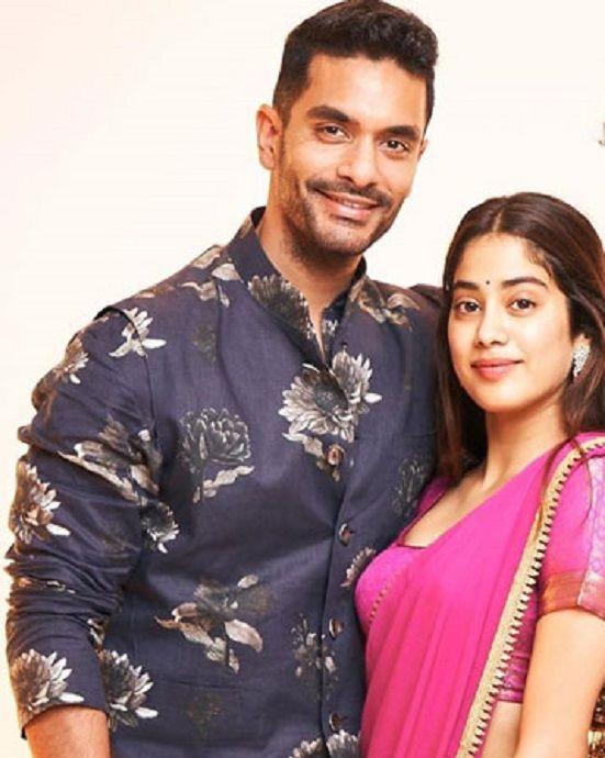 Angad Bedi Talks About His Gunjan Saxena The Kargil Girl Co Star Janhvi Kapoor Angad Bedi Girl Indian Air Force