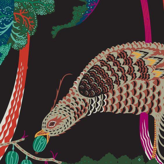 Pheasants Wallpaper
