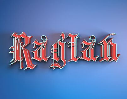 """Check out new work on my @Behance portfolio: """"Castle Type"""" http://on.be.net/1JFfwKp"""