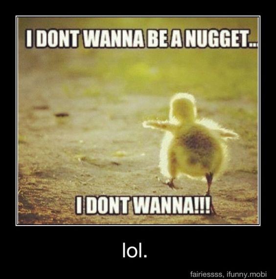 Ifunny: Chicken Nuggets, So Cute