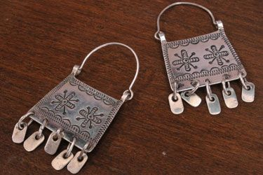 Mapuche jewellery, Chile