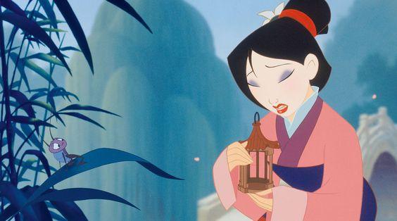 Galerie: Mulan   DE Disney Prinzessinnen